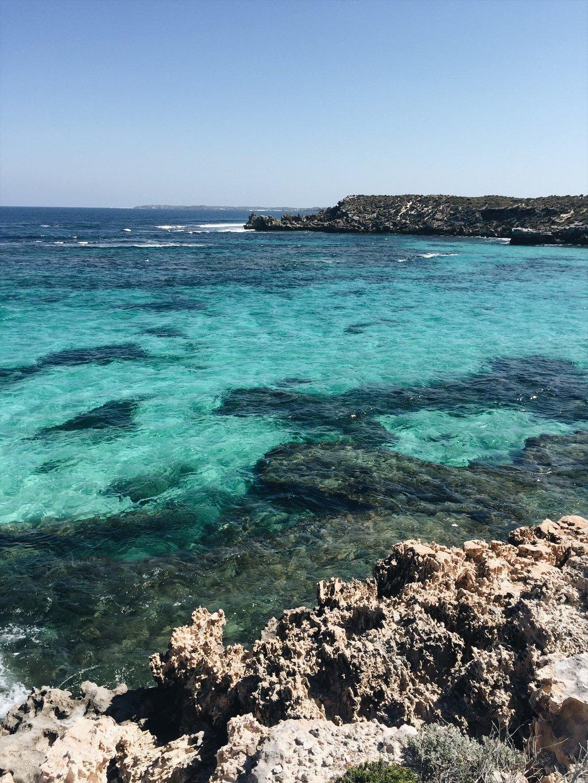 Klippen Rottnest Island Tour Tipps Perth
