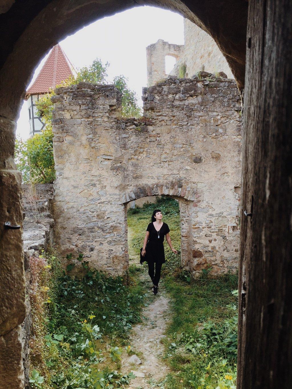 Burg Hornberg Neckarzimmern Ausflugstipp