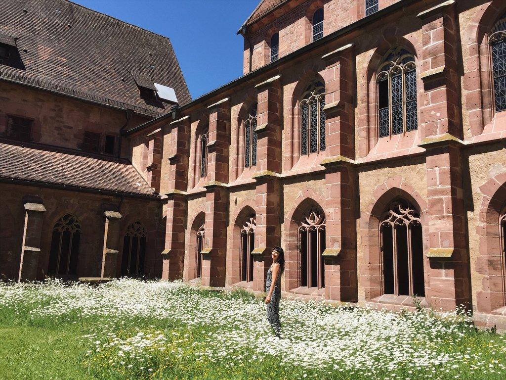 Kloster Alpirsbach Schwarzwald