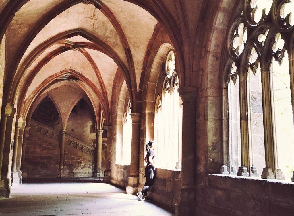 Kloster Maulbronn Ausflugstipp Baden Wuerttemberg