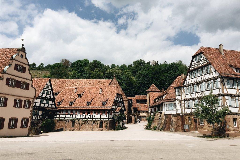 Kloster Maulbronn Klosterhof