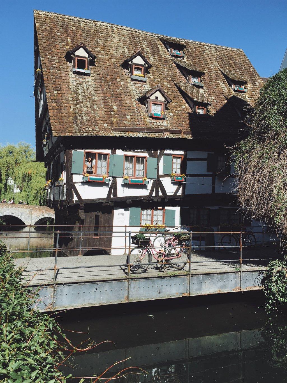 Ulm Hotel Schiefes Haus