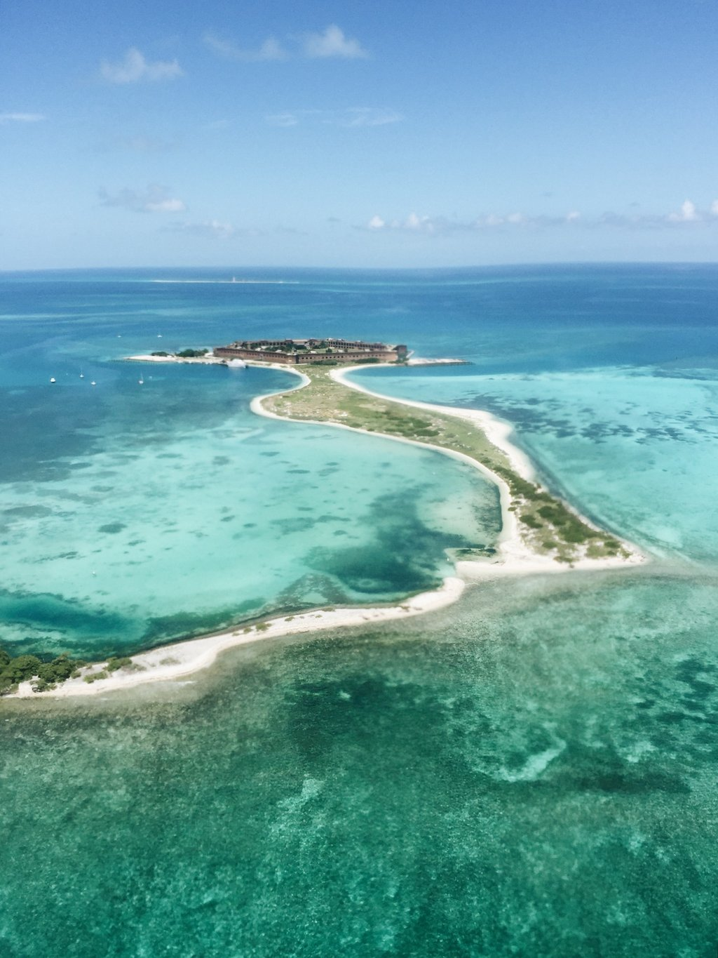 Dry-Tortugas-Fort-Jefferson-Florida-Keys
