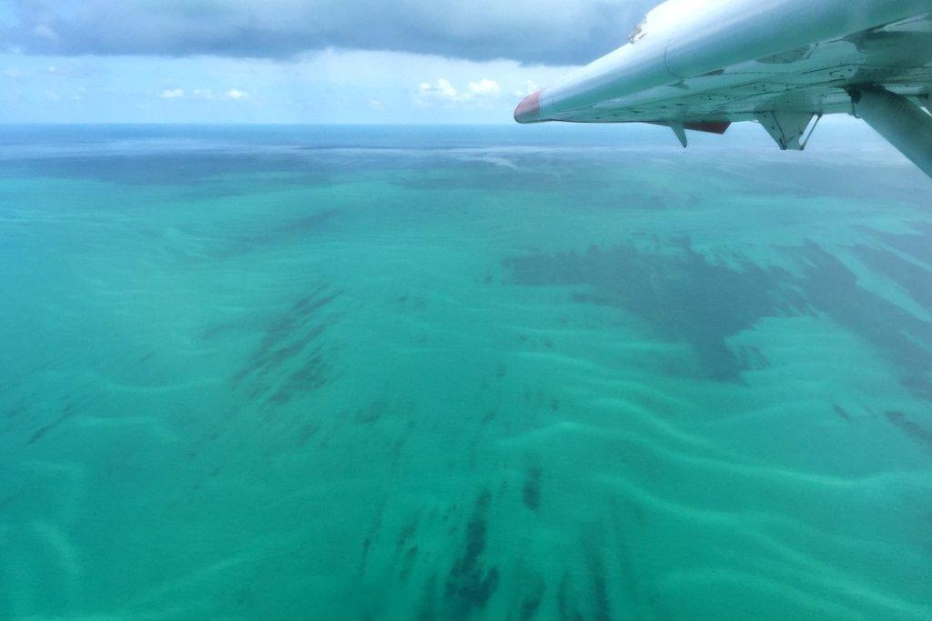 Dry Tortugas Key West Geheimtipp Flug