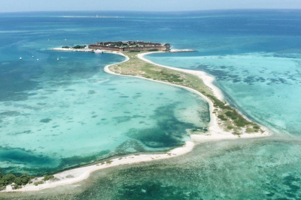 Florida-Keys-Dry-Tortugas-Wasserflugzeug