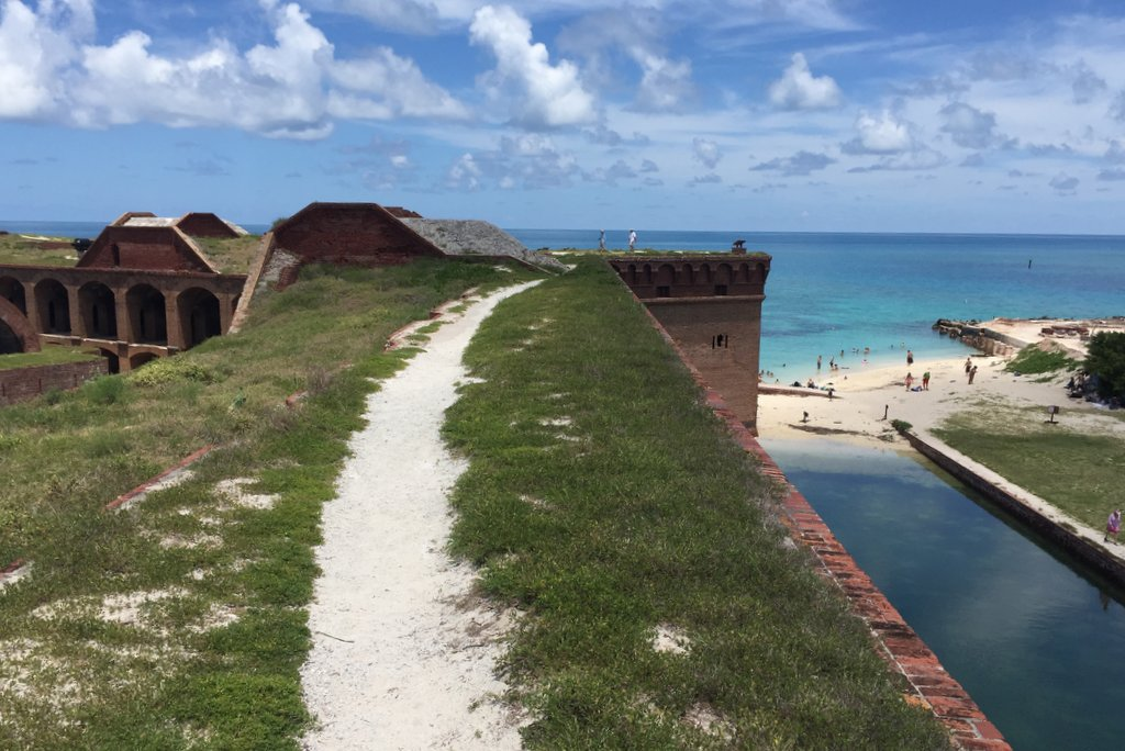 Fort Jefferson Florida Keys Dry Tortugas