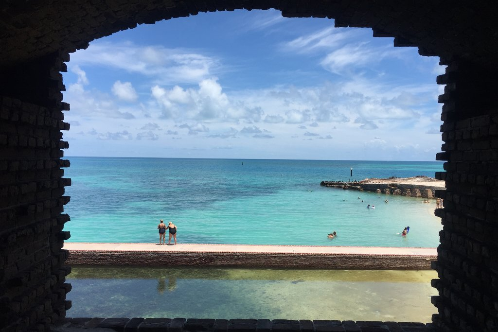 Fort Jefferson Florida Keys Key West Tipp