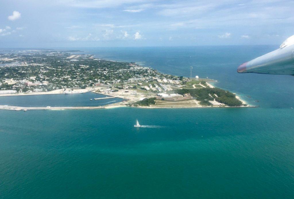 Key West Tipps Flugzeug Rundflug