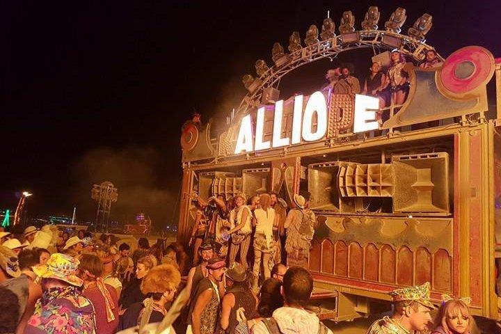 Burning Man Kalliope