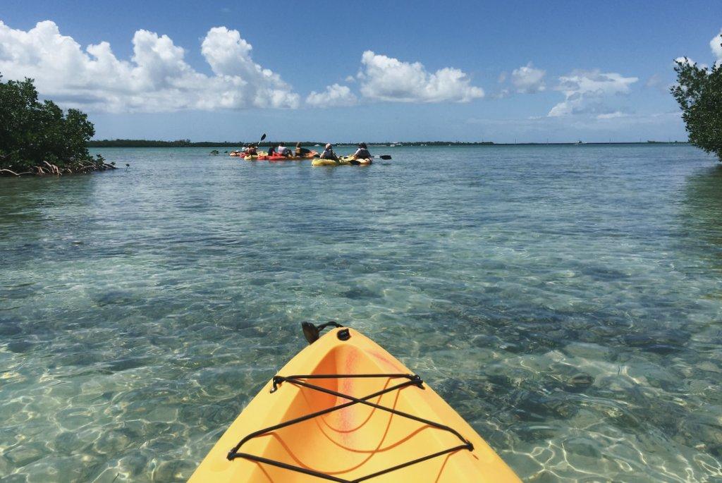 Florida-Keys-Kajaktour