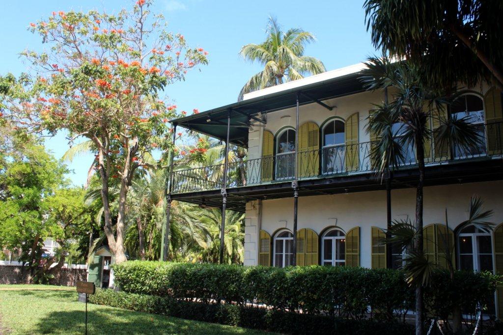 Hemingway Haus Florida Keys Key West