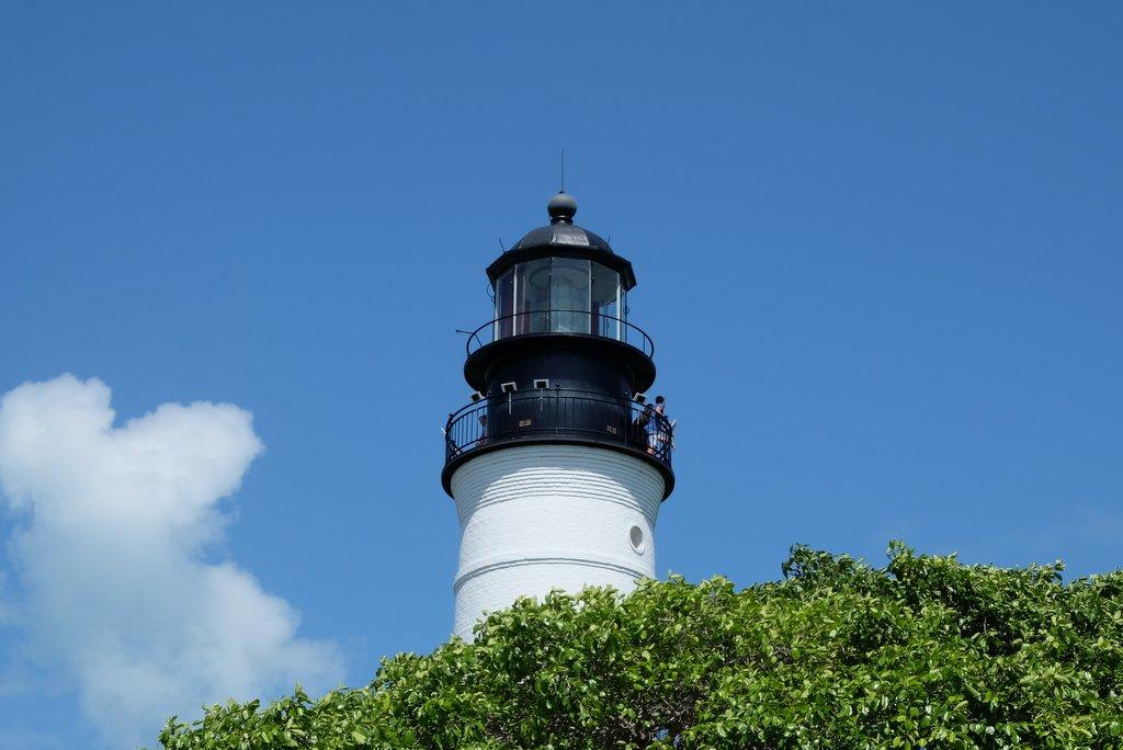 Leuchtturm Key West Sehenswuerdigkeiten