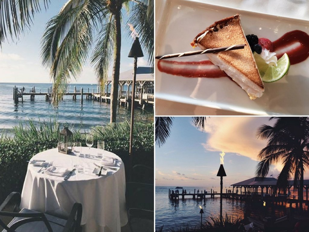 Restaurant Tipp Latitudes Key West