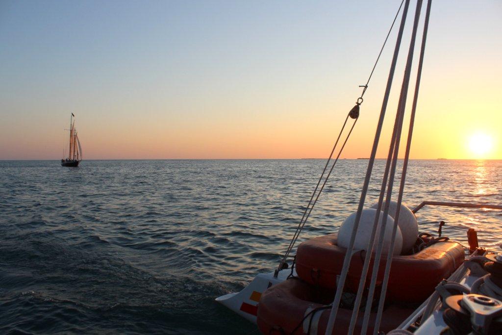 Sunset Sail Key West Tipp