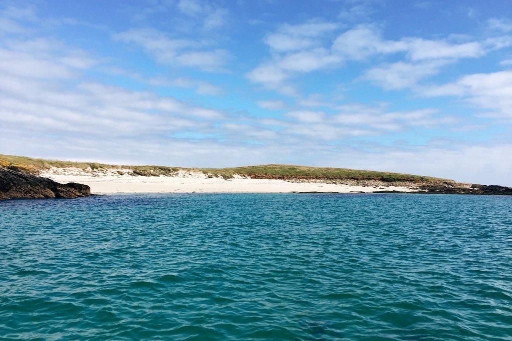Bretagne-Meeresnaturpark-Iroise-Strand