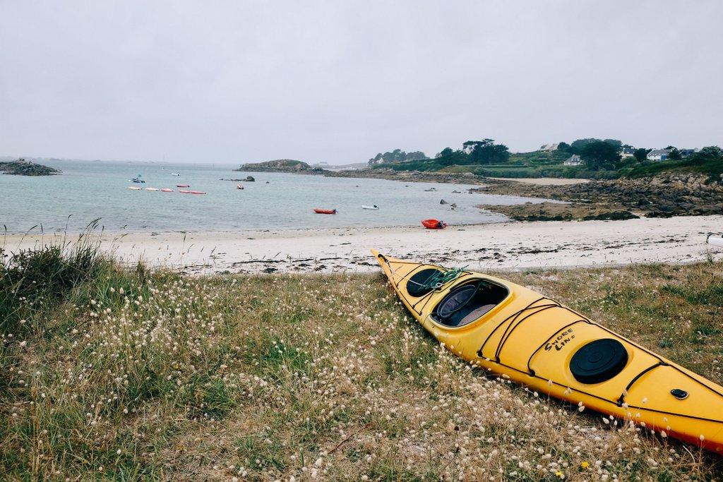 Bretagne-Paddeln-kajaken-Ile-de-Batz-Roscoff