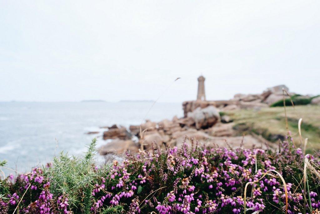 Sommer in Europa - Bretagne