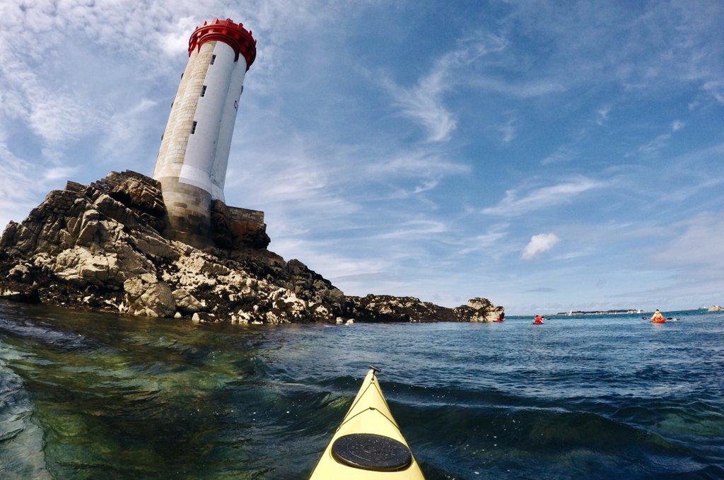 Kajaken-Bretagne-aktiv-Wassersport