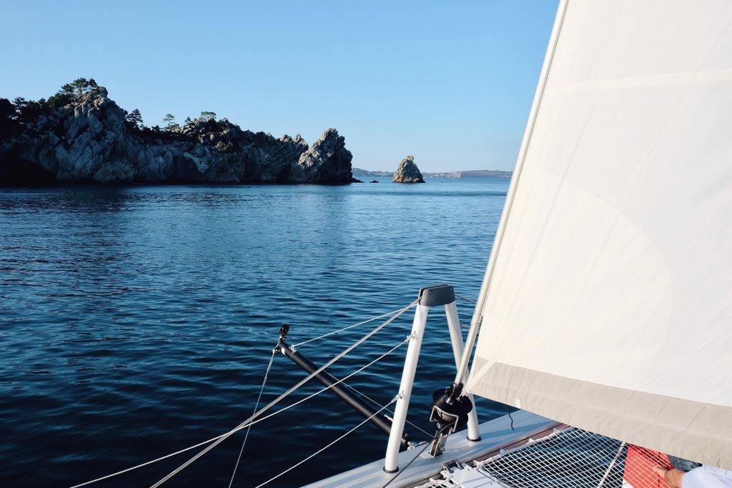 Katamaran-segeln-Geheimtipp-Bretagne