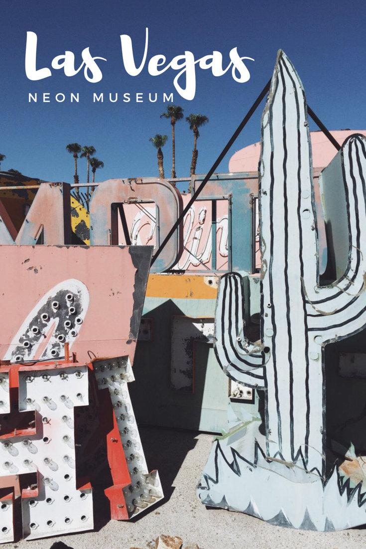 Las Vegas Insidertipps Neon Museum