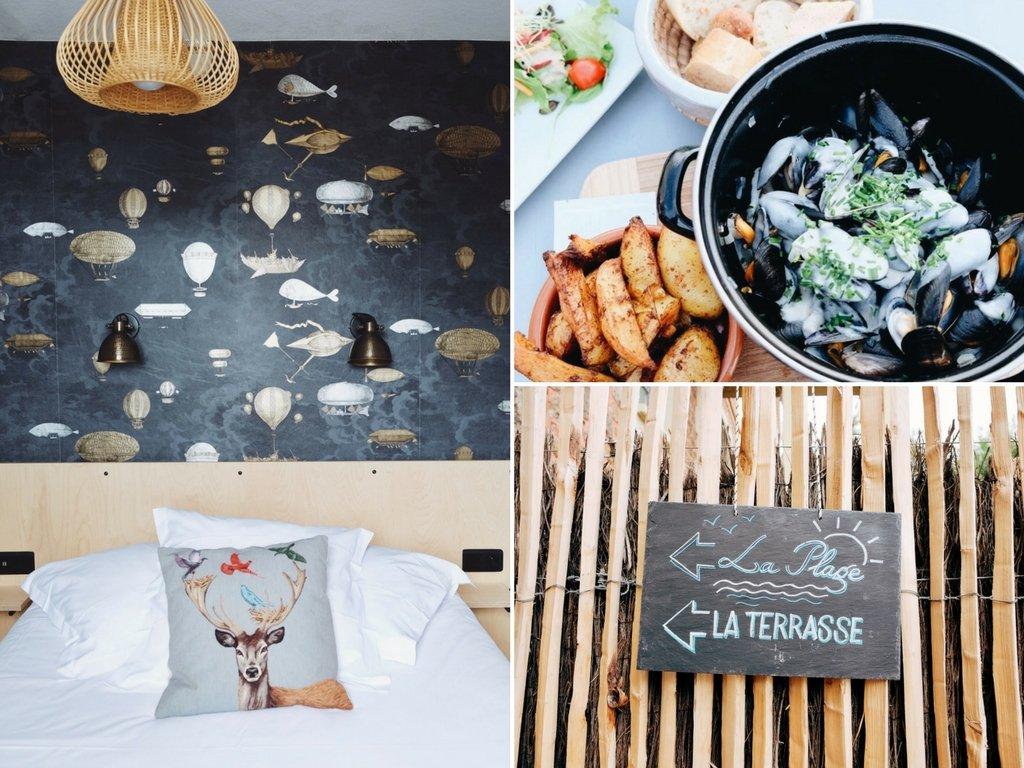St Malo Bretagne Hotel Les Charmettes