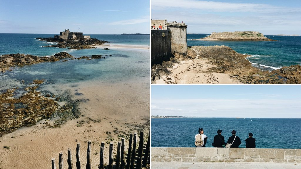 St Malo Bretagne Sehenswuerdigkeiten Tipps