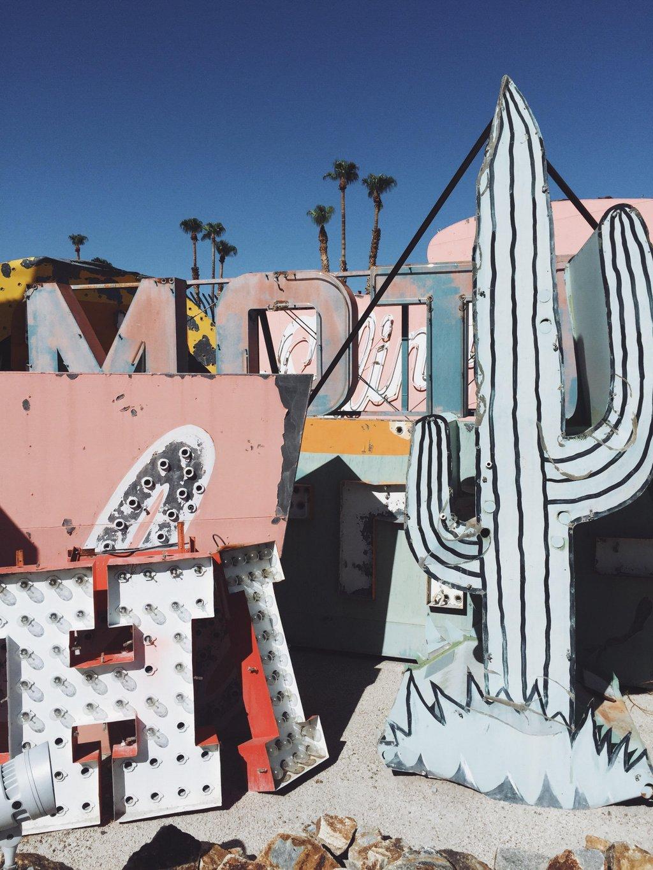 Vintage-Leuchtreklame-Las-Vegas-Neon-Museum