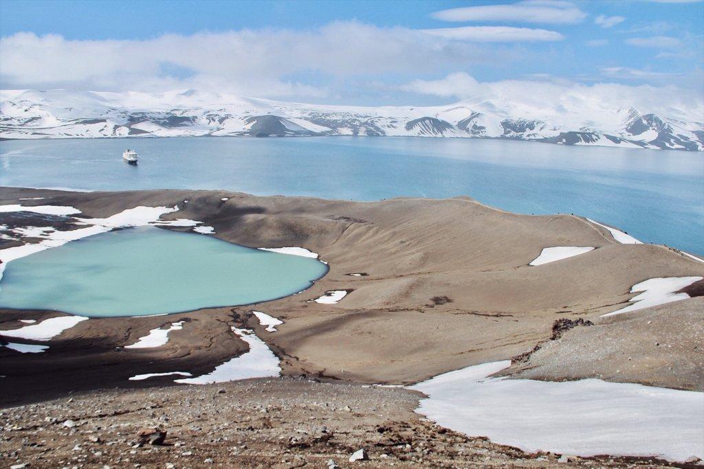 Träum dich in die Ferne: Antarktis