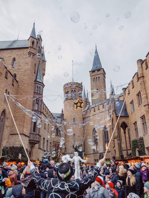 Burg Hohenzollern Weihnachtsmarkt