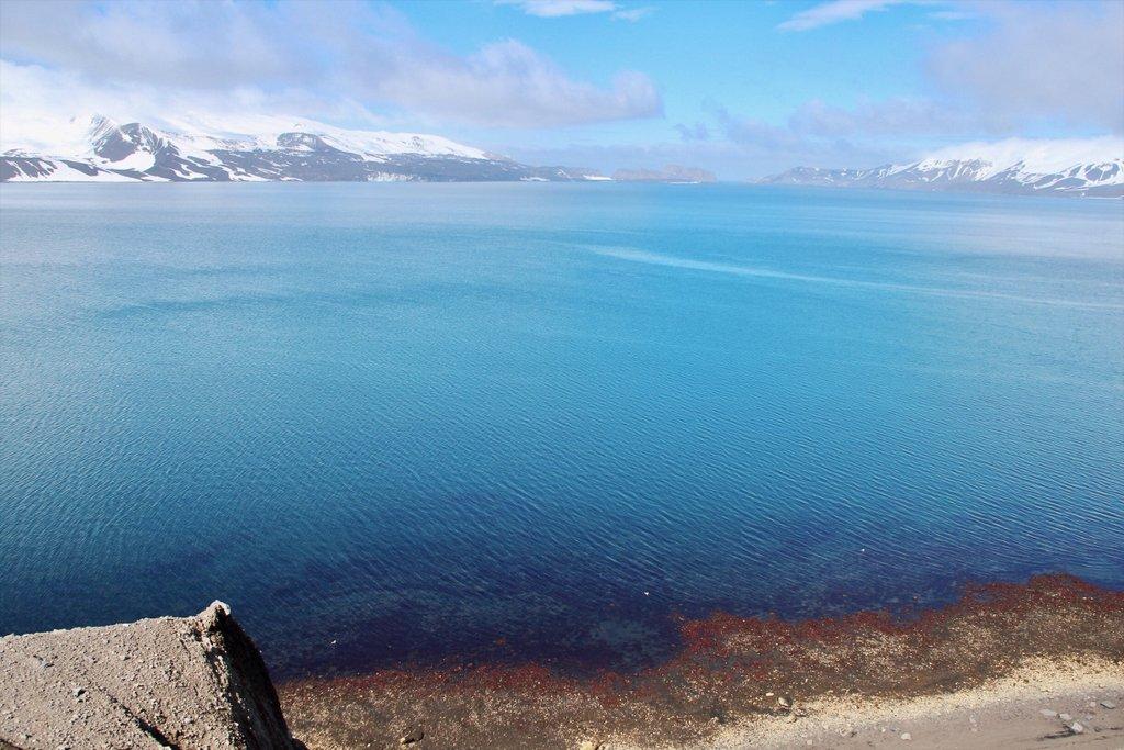 Deception-Island-Antarktis-Caldera