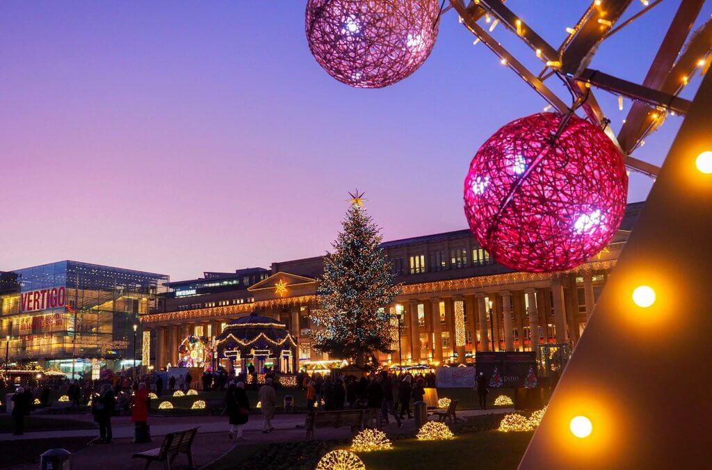 Die schoensten Weihnachtsmaerkte in Stuttgart und Region