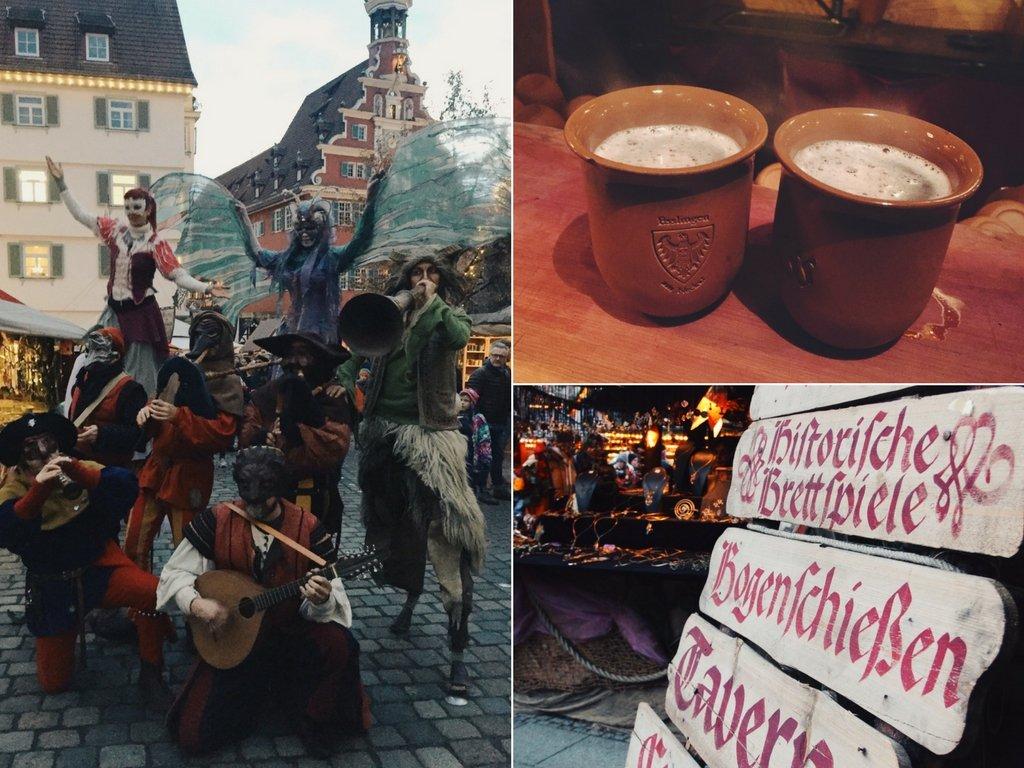 Insidertipp Esslingen Weihnachtsmarkt Adventszeit