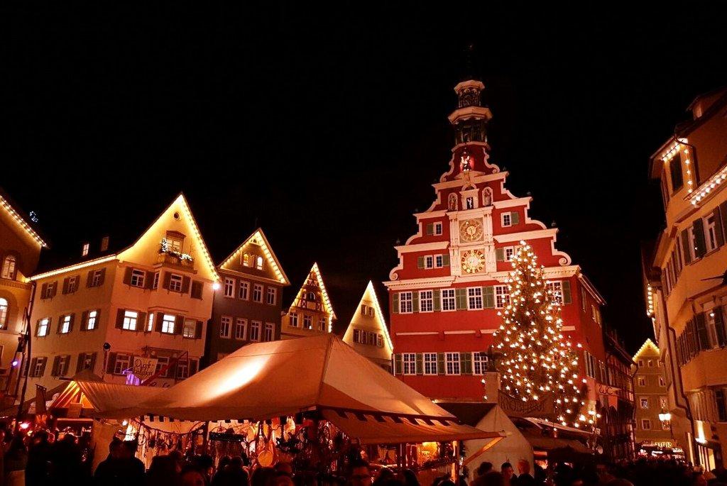 Mittelaltermarkt-Weihnachtsmarkt-Esslingen
