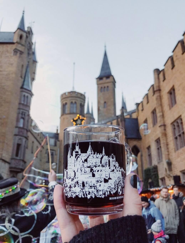 Weihnachtsmarkt Burg Hohenzollern 2