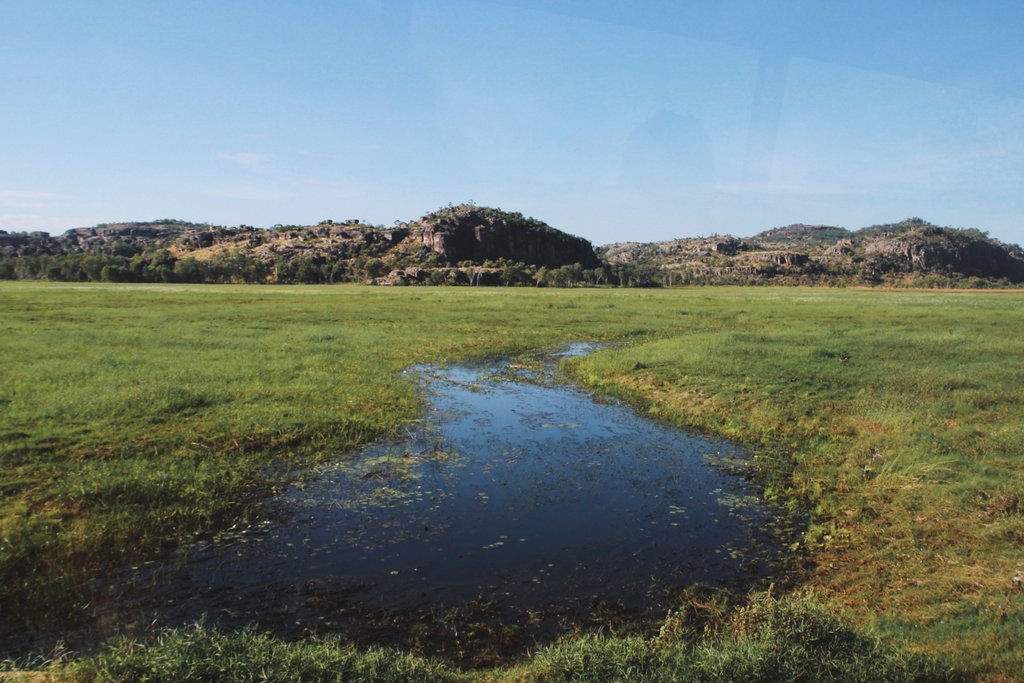 Billabong-Arnhemland-Australien
