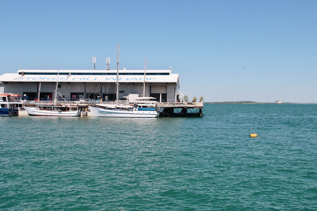 Darwin-Australien-Tipps-Stokes-Hill-Wharf