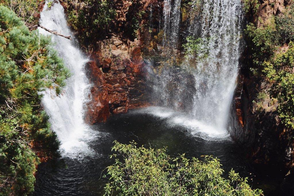 Florence-Falls-baden-Wasserfall-Australien