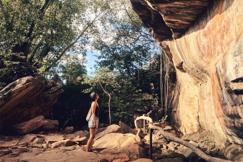 Kakadu-Nationalpark-Ubirr-Rock-Art