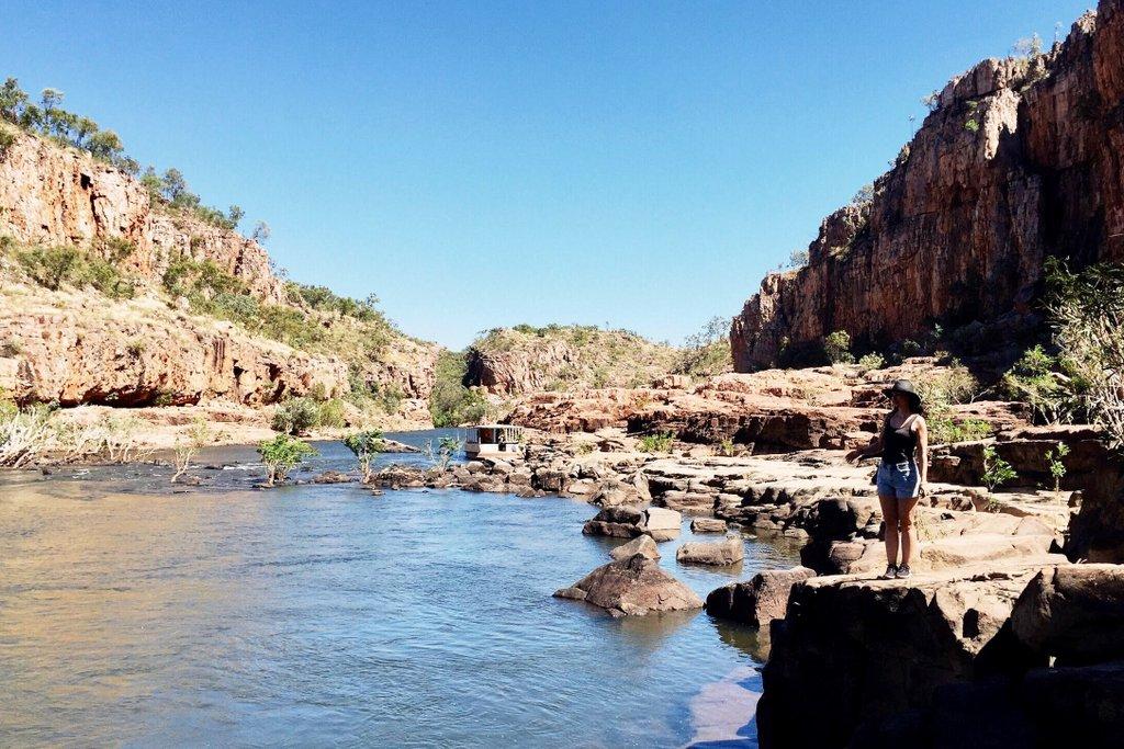 Nitmiluk-Katherine-Top-End-Australien
