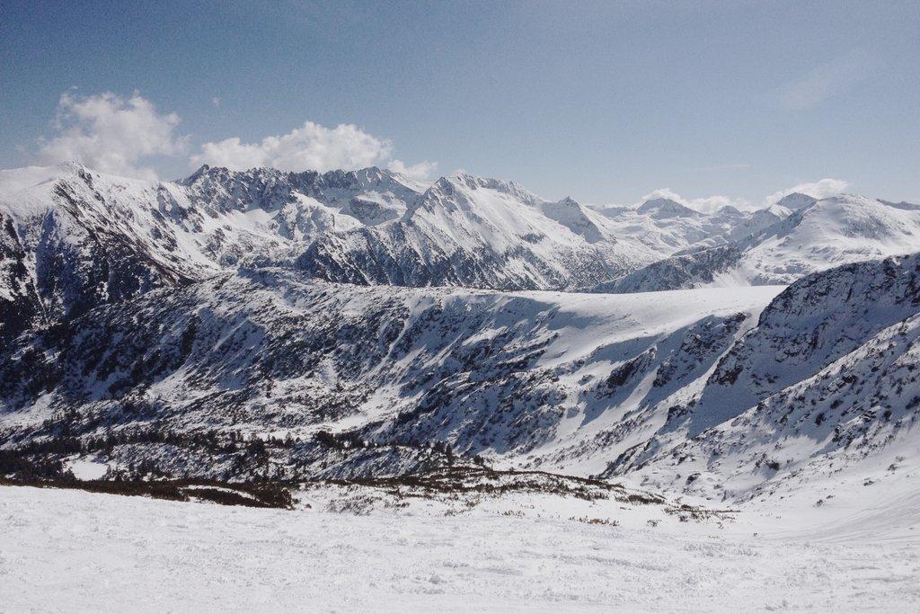 Skifahren Bulgarien Bansko
