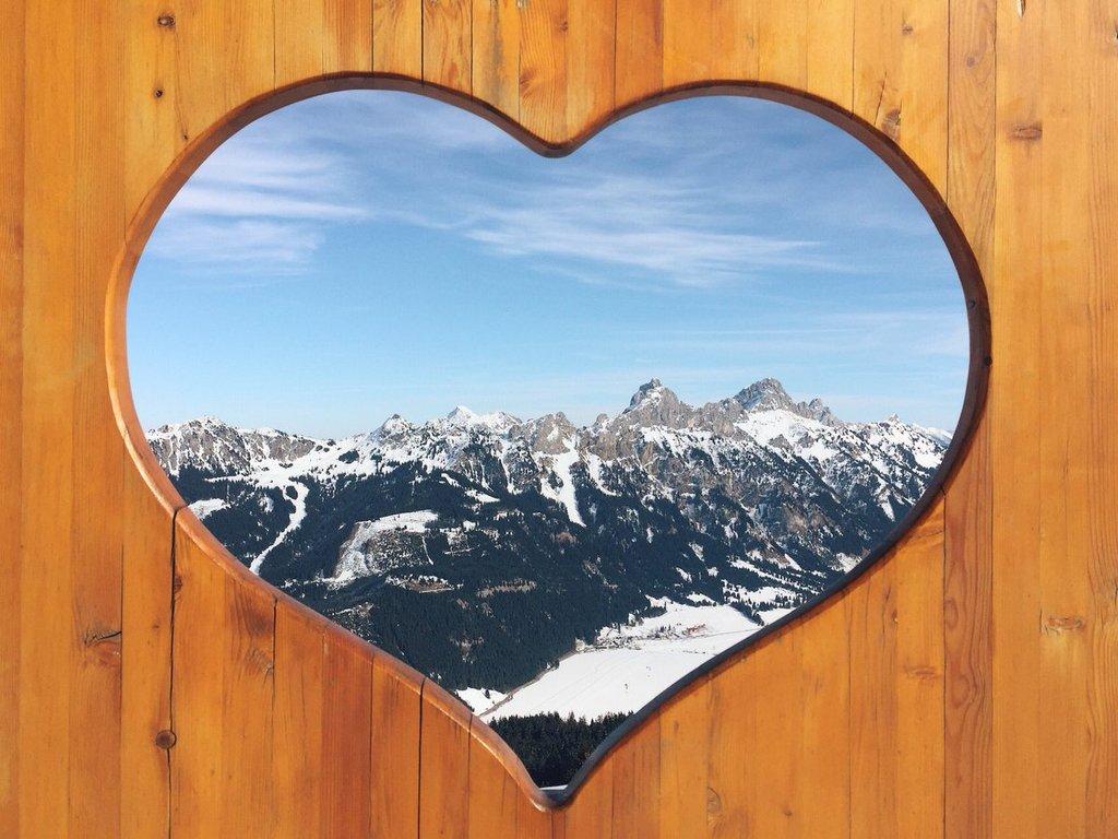 Tannheimer Tal Gipfel Herz Neunerkoepfle