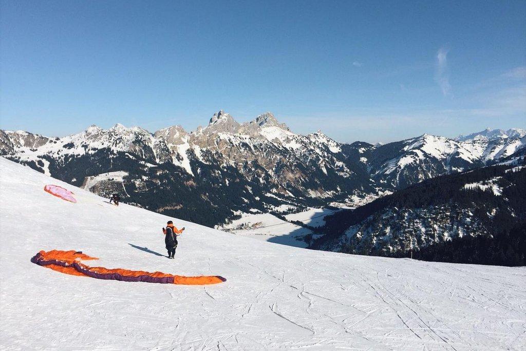 Tannheimer Tal Paragliding