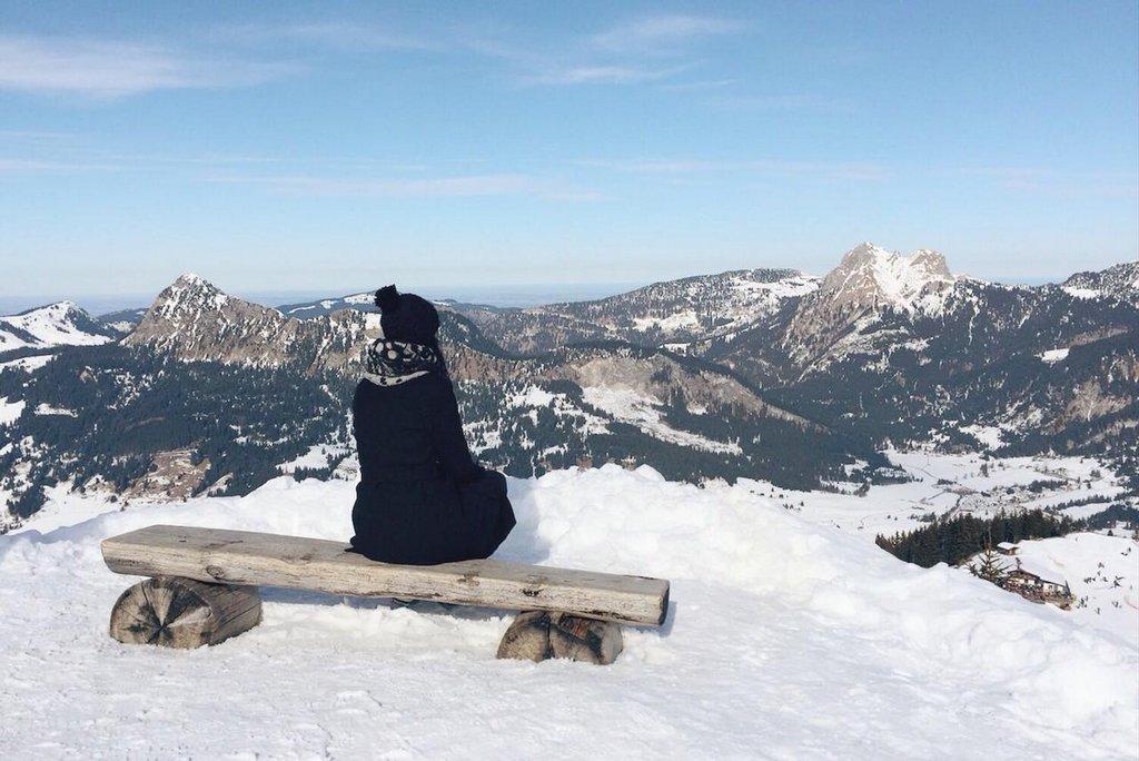 Tannheimer Tal Tirol Panorama Neunerkoepfle