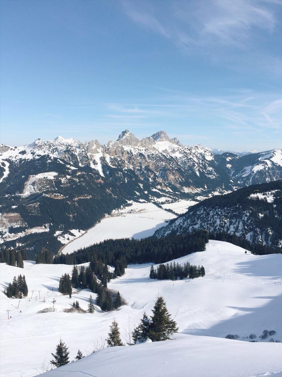Tannheimer Tal winterwandern Tipps Wege