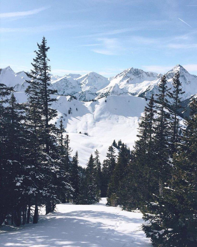 Winterwanderung Tannheimer Tal Tirol Tipps