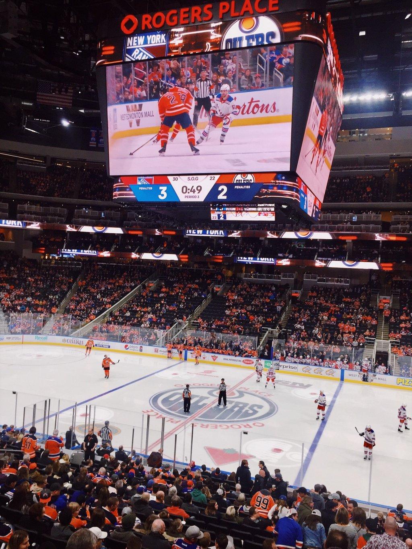 Rogers-Place-Edmonton-Eishockey-NHL-Spiel