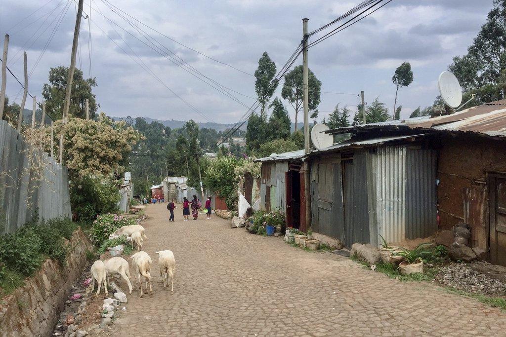 Addis-Abeba-Aethiopien