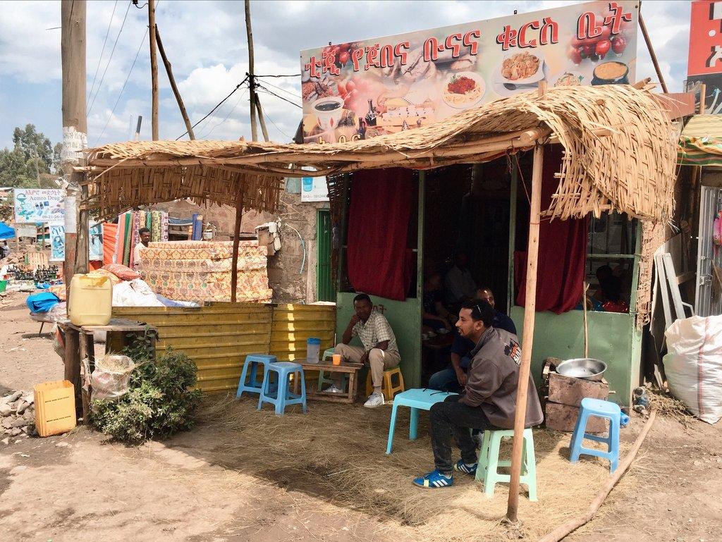 Cafe-Coffeeshop-Lalibela-Aethiopien