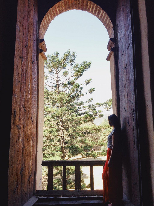 Gondar-Aethiopien-Palast