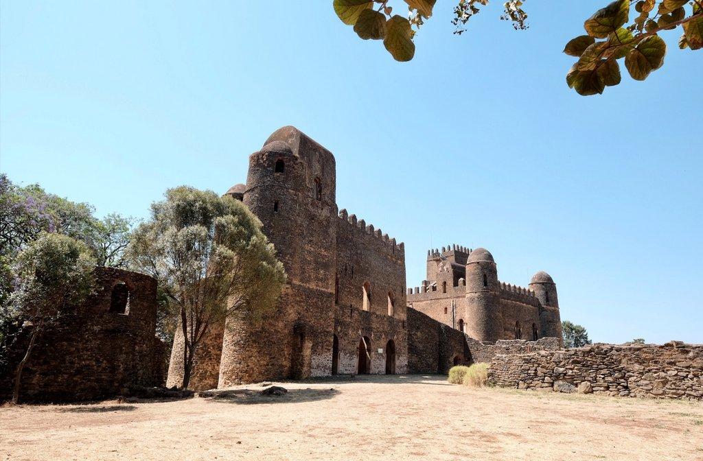 Gondar-Aethiopien-Palastbezirk-Fasil-Ghebbi